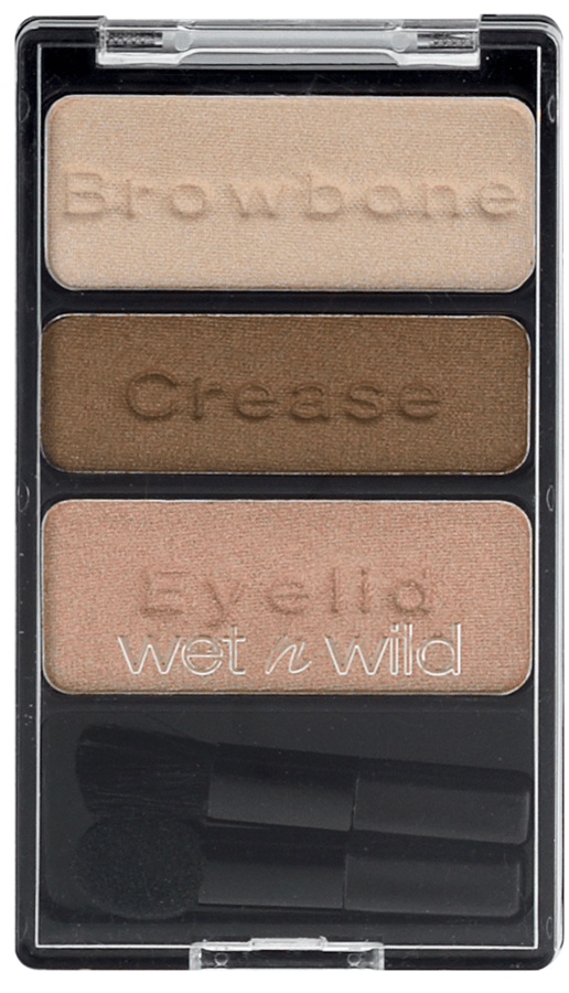 Wet n Wild Color Icon Eyeshadow Trio – Walking on Eggshells 3,5g