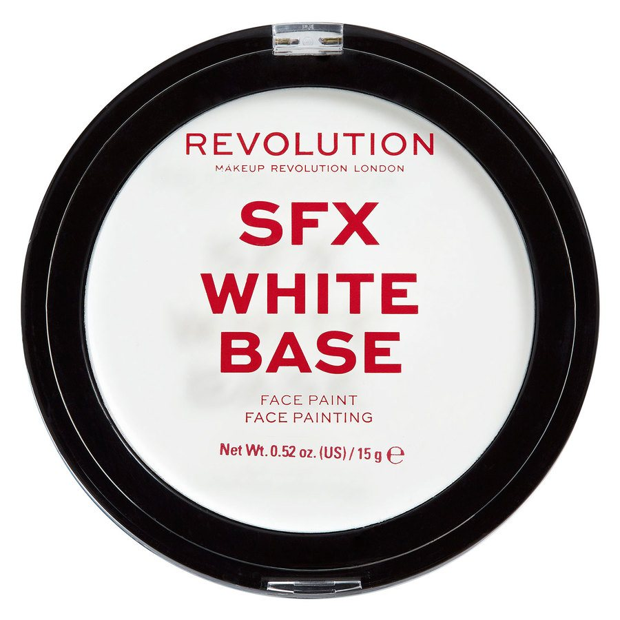 Makeup Revolution SFX White Base Cream Face Paint