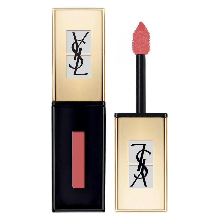 Yves Saint Laurent Vernis à Lèvres Glossy Stain Pop Water – 207 Juicy Peach