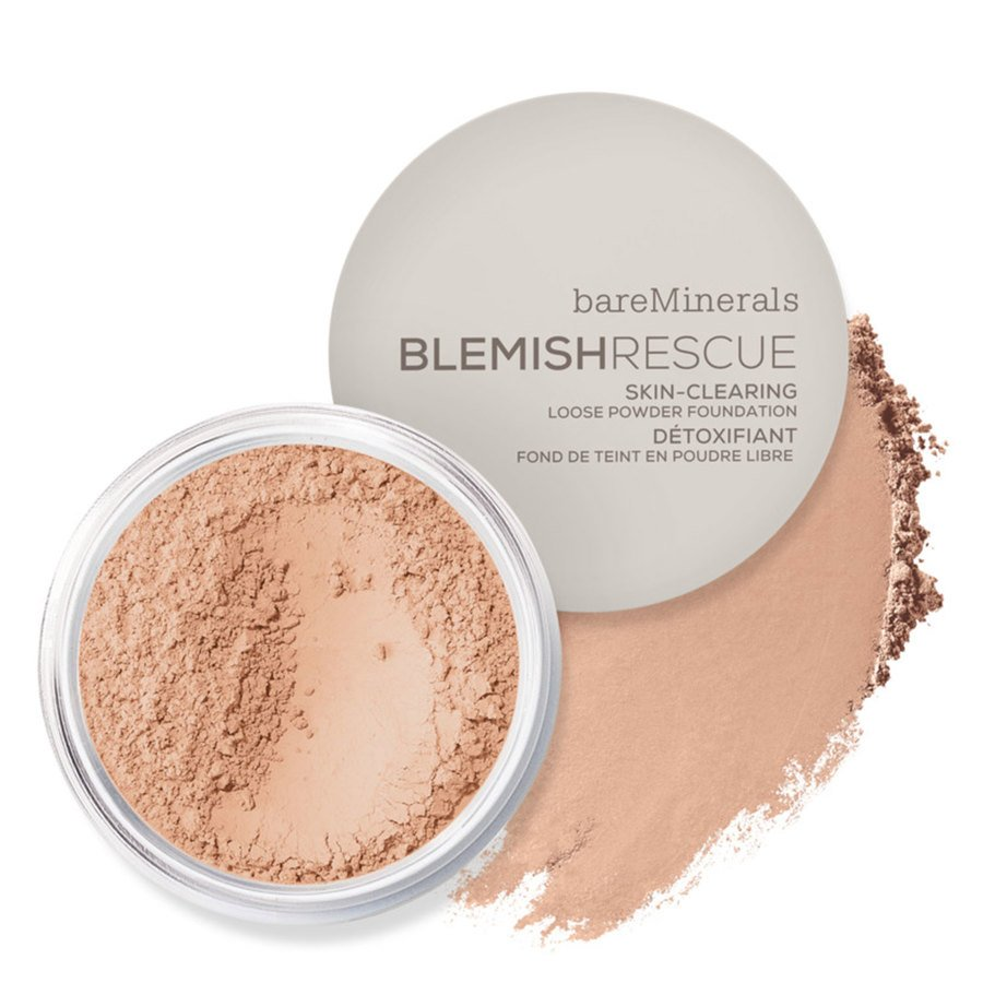 bareMinerals Blemish Rescue Skin Clearing Loose Powder Foundation Medium 3C 6g