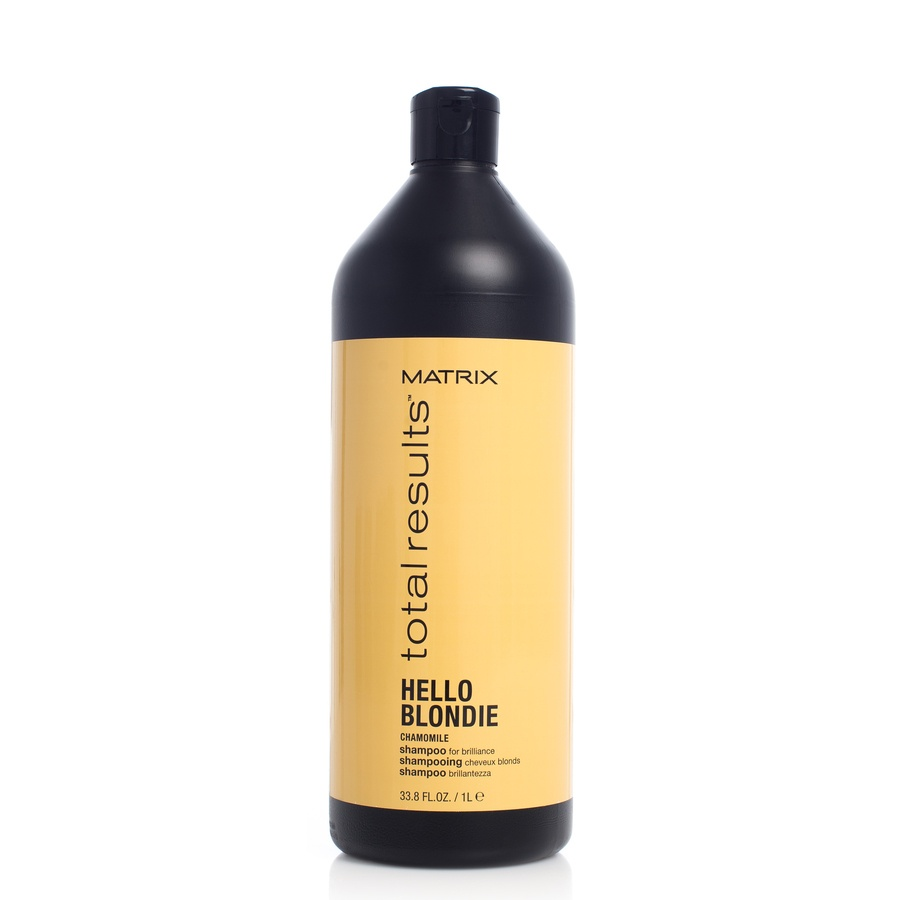 Matrix Total Results Hello Blondie Shampoo 1 000 ml