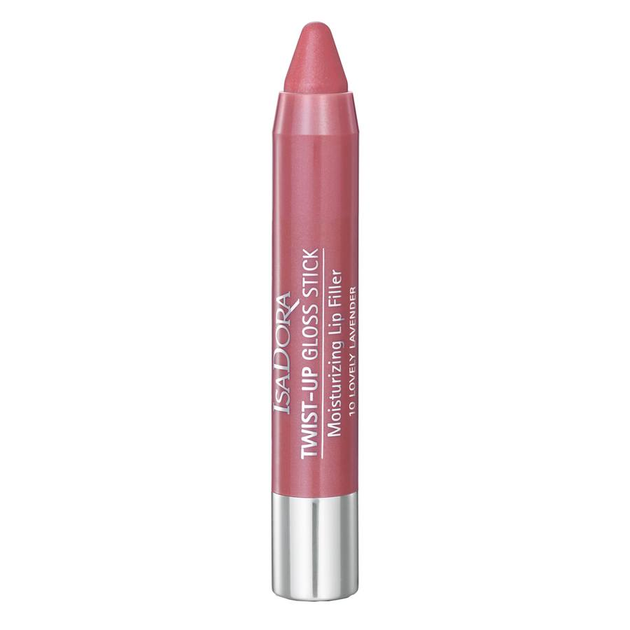 IsaDora Twist-Up Gloss Stick 2,7 g - 10 Lovely Lavender