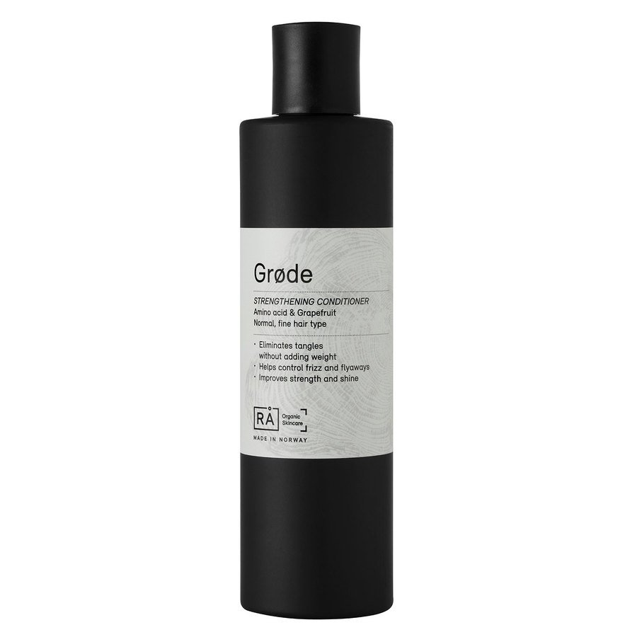 RÅ Organic Skincare Grøde Strengthening Conditioner 250 ml