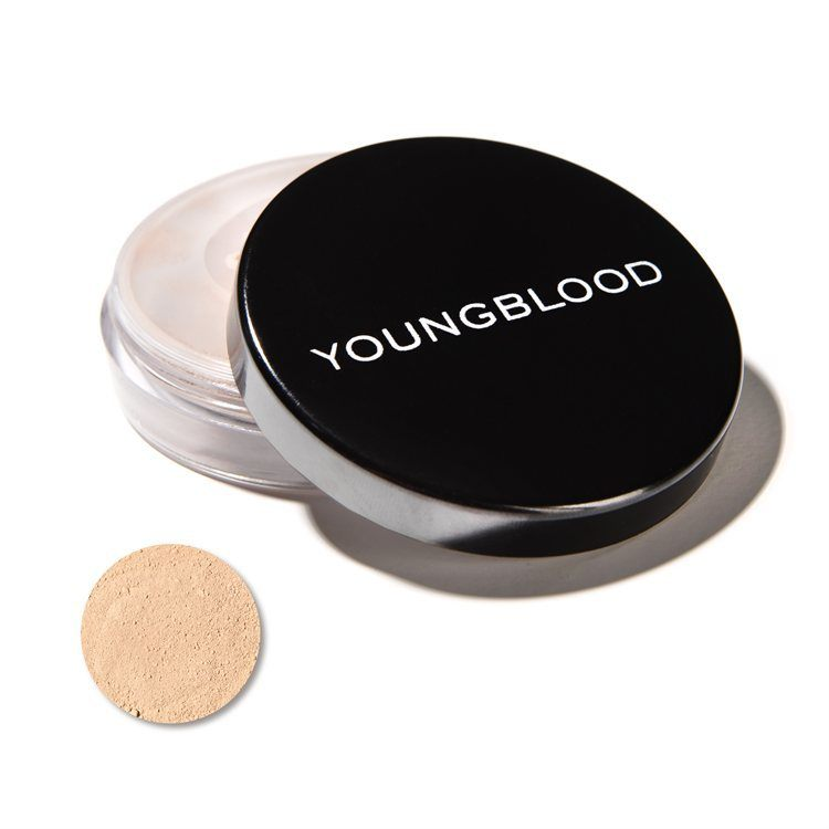 Youngblood Natural Loose Mineral Foundation  – Ivory 10g