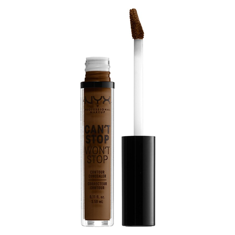 NYX Professional Makeup Can't Stop Won't Stop Contour Concealer 3,5 ml ? Walnut