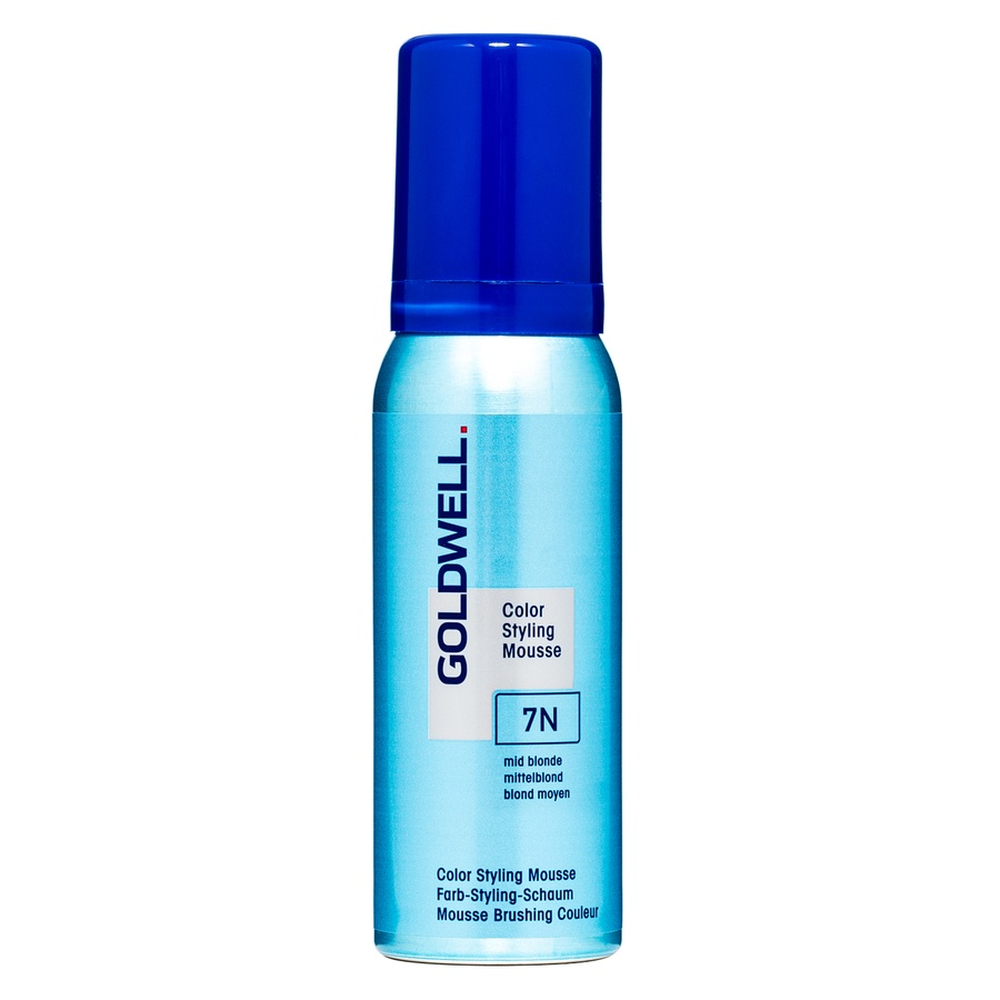 Goldwell Color Styling Mousse 75 ml - 7N Mid Blonde