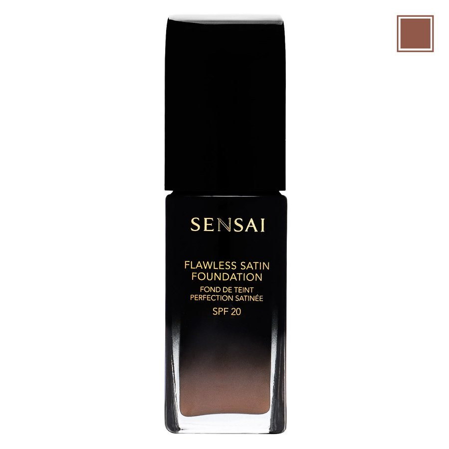 Sensai Flawless Satin Foundation FS205 Mocha Beige 30ml