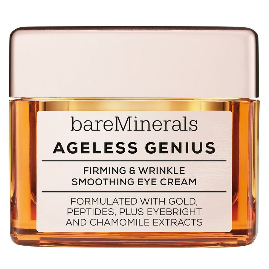 BareMinerals Ageless Genius Firming & Wrinkle Smoothing Eye Cream 15 g