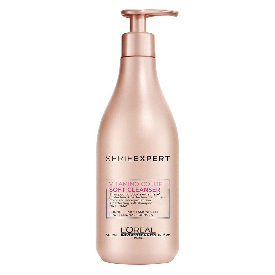 L'Oréal Professionnel Série Expert Vitamino Color Soft Cleanser 500ml