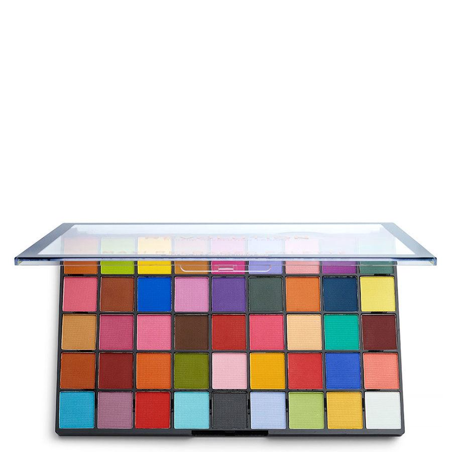 Makeup Revolution Maxi Reloaded Palette - Monster Mattes