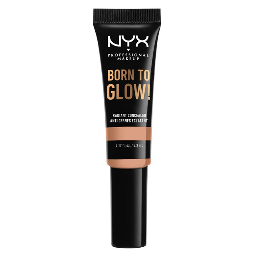 NYX Professional Makeup Born To Glow Radiant Concealer 5,3 ml – Soft Beige