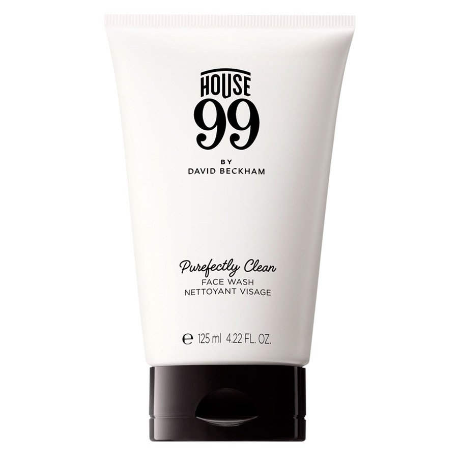 House 99 by David Beckham Purefectly Clean Face Wash 125 ml