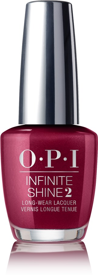 OPI Infinite Shine 15ml - Bogota Blackberry ISLF52