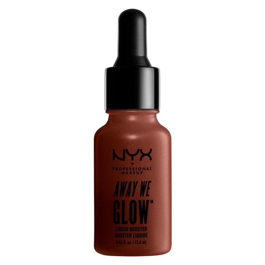 NYX Professional Makeup Away We Glow Liquid Booster 12,6 ml - Untamed