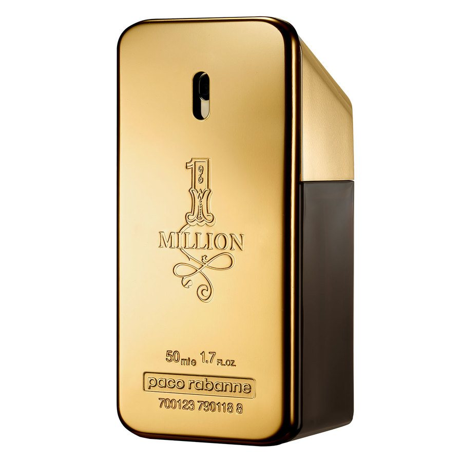 Paco Rabanne 1 Million Eau De Toilette For Him 50 ml