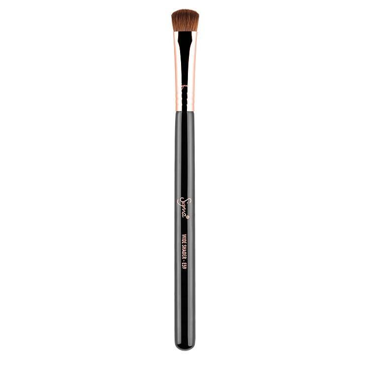 Sigma E59 Wide Shader Brush – Copper