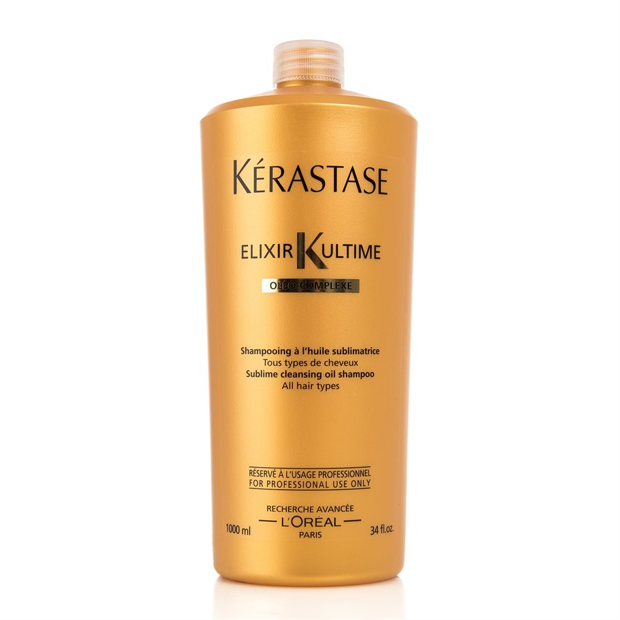 Kérastase Elixir Ultime Oil Shampoo 1 000ml