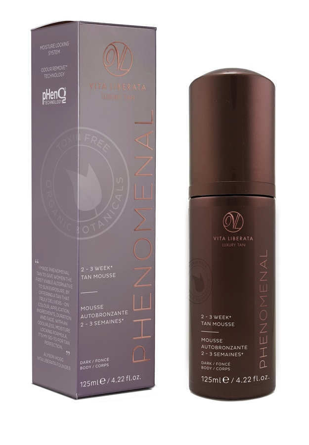 Vita Liberata pHenomenal 2–3 Week Tan Mousse 125 ml – Dark