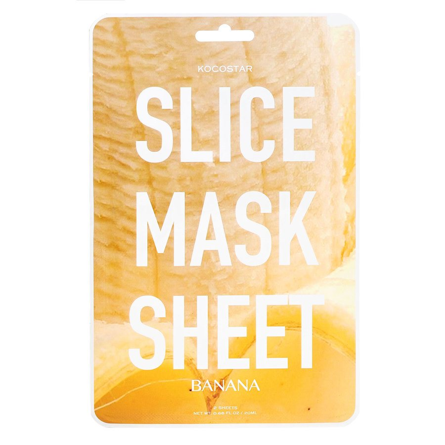 Kocostar Slice Mask Sheet Banana