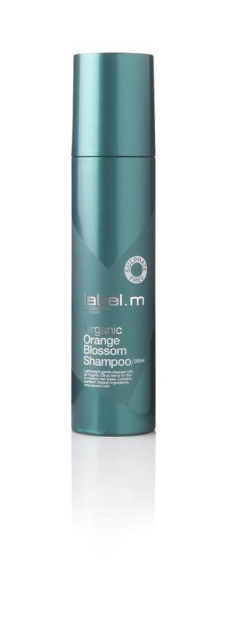 label.m Organic Orange Blossom Shampoo 200 ml