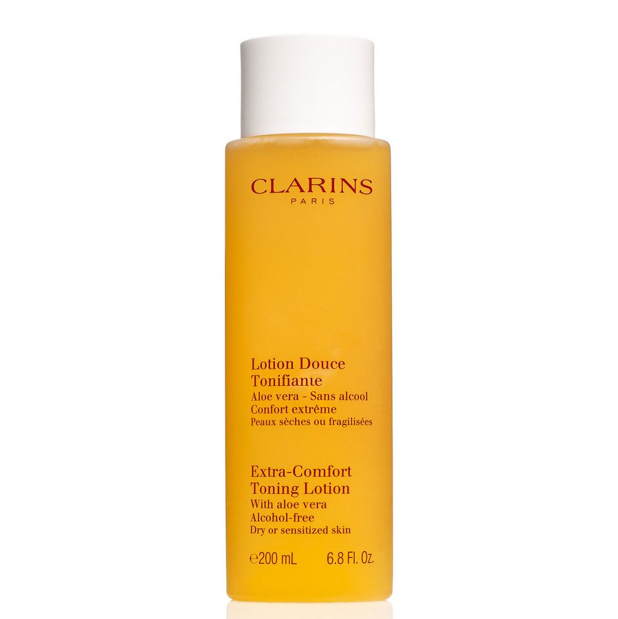 Clarins Extra-Comfort Toning Lotion Dry or Sensitive Skin 200ml