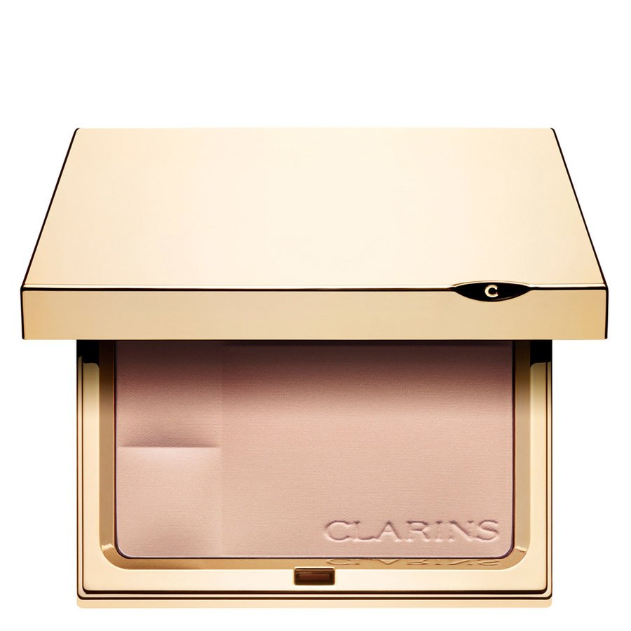 Clarins Ever Matte Mineral Powder Compact 10 g – 00 Transparent Opal