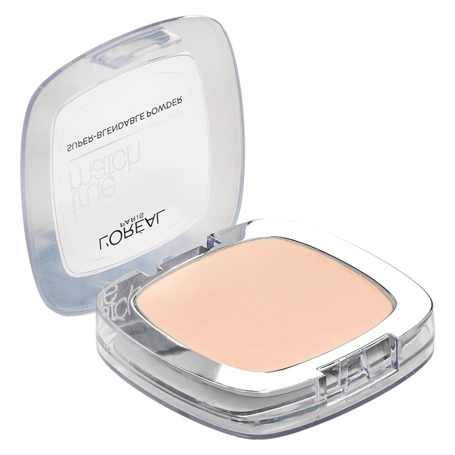 L'Oréal Paris True Match Powder – C1 Rose Ivory 9g