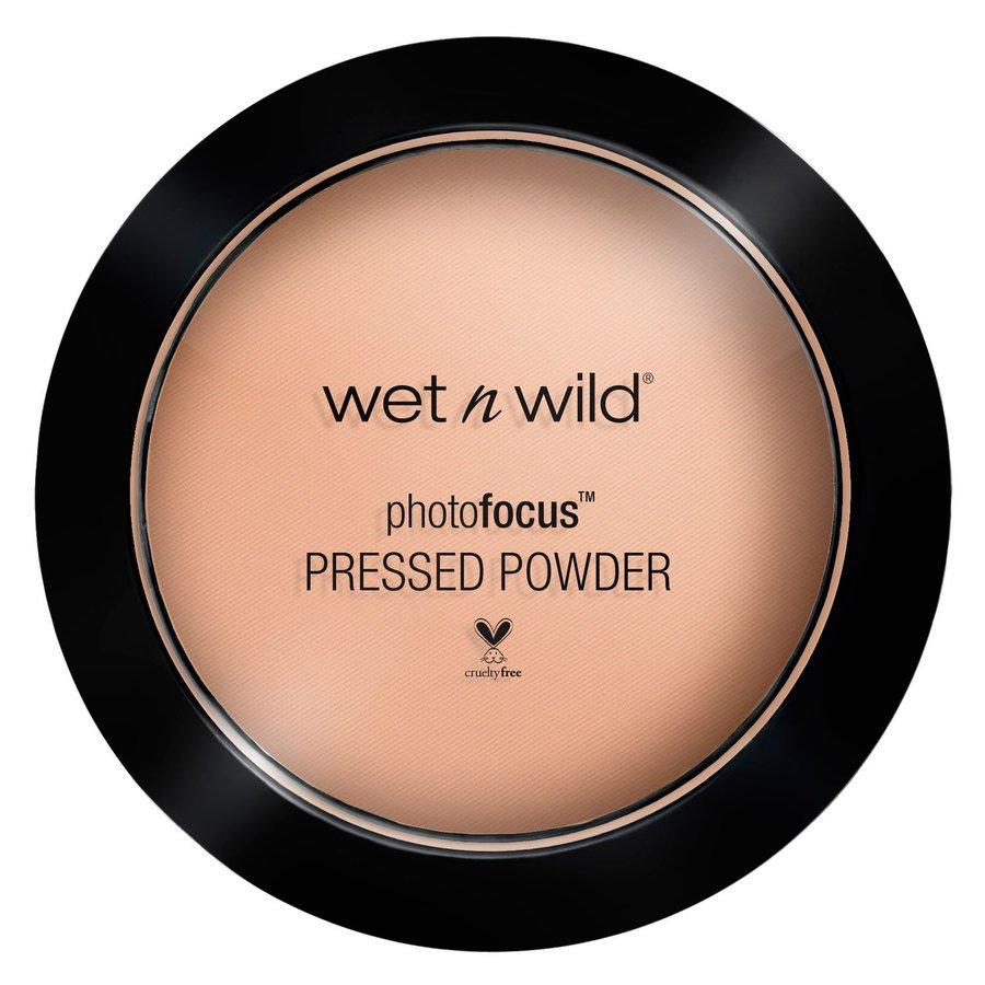 Wet'n Wild Photo Focus Pressed Powder 7,5 g – Neutral Beige