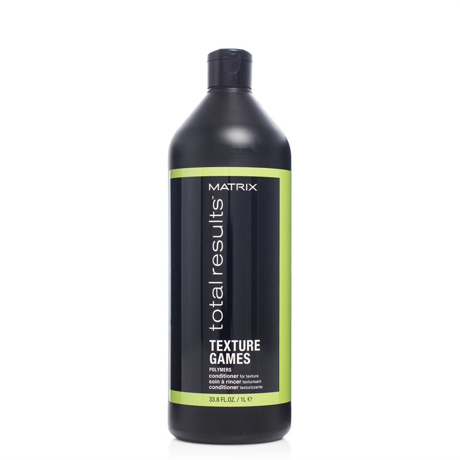 Matrix Total Results Texture Games Conditioner 1000ml