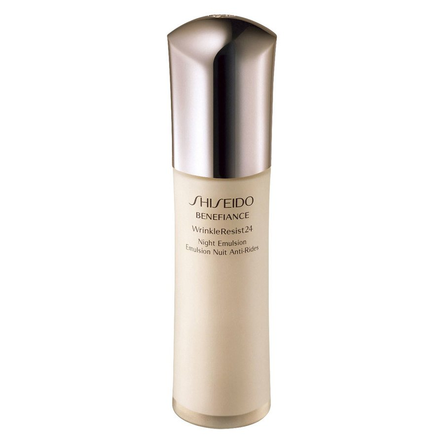 Shiseido Benefiance WrinkleResist24 Night Emulsion 75 ml