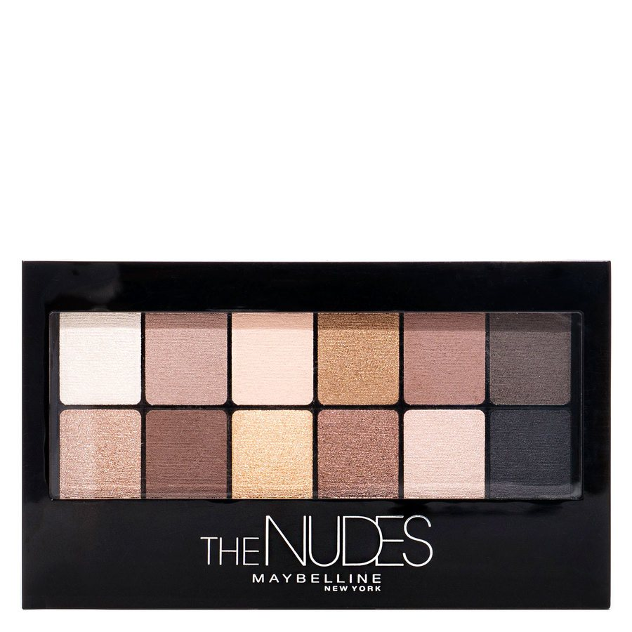 Maybelline The Nudes Eyeshadow Palette 9,6 g