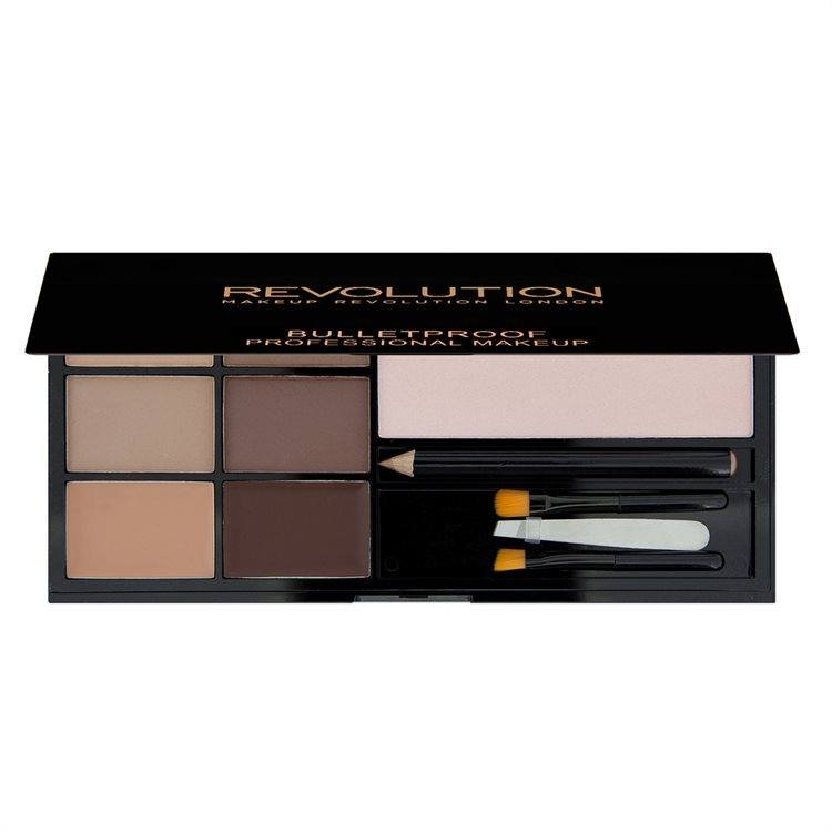 Makeup Revolution Ultra Brow 19 g Fair to Medium