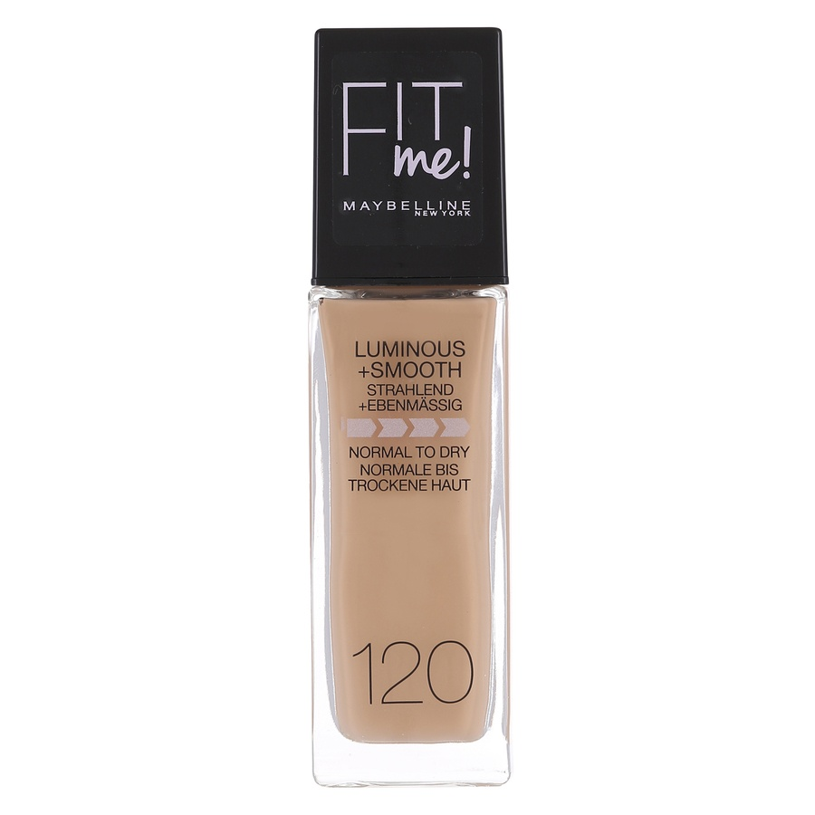 Maybelline Fit Me Liquid Foundation 30 ml – Classic Ivory 120