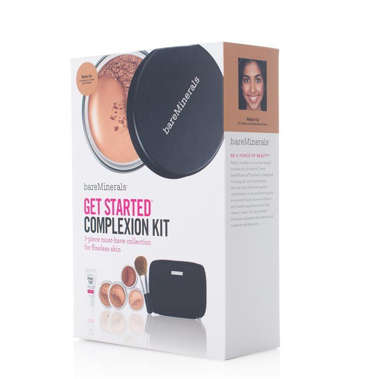 bareMinerals Get Started Complexion Kit – Medium Tan
