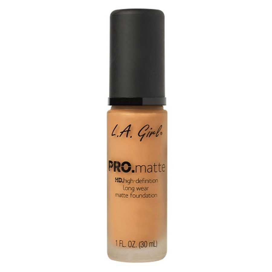 L.A. Girl Cosmetics PRO.matte Foundation 30 ml – Golden Bronze