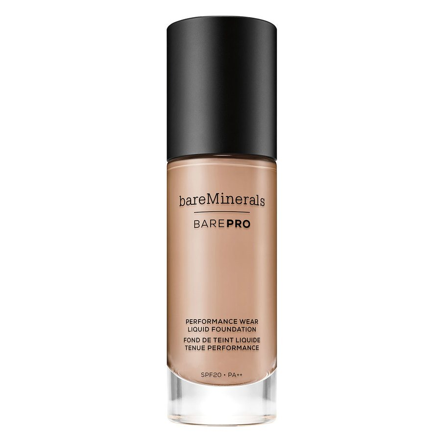 bareMinerals barePro Performance Wear Liquid Foundation SPF20 30 ml ─ #9.5 Flax