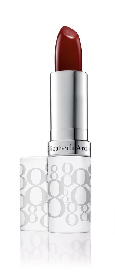 Elizabeth Arden Eight Hour Cream Lip Stick Sheer Tint SPF 15 – Plum