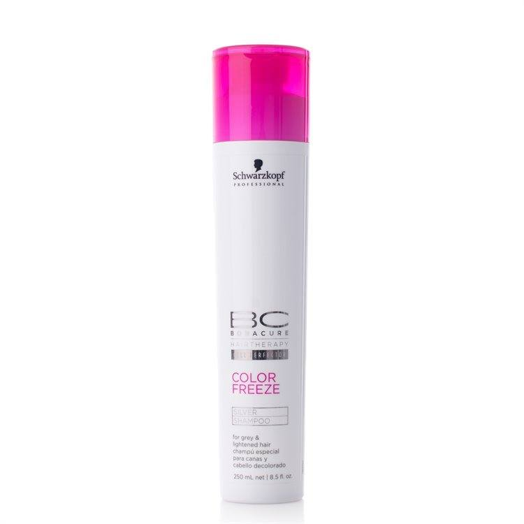 Schwarzkopf BC Bonacure Color Freeze Silver Shampoo 250 ml