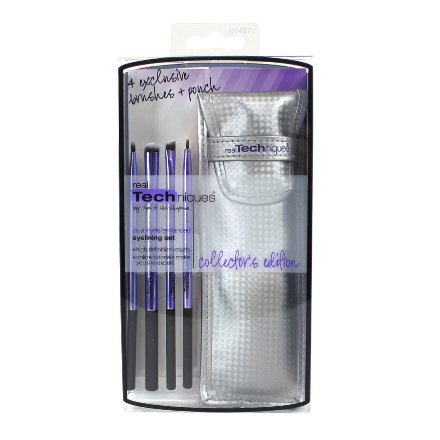 Real Techniques Collector's Edition Eyelining Set