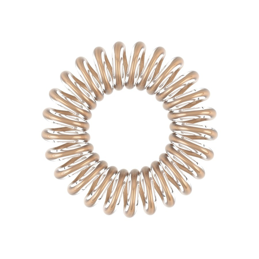 Invisibobble 3 Traceless Hair Rings - Bronze Me Pretty