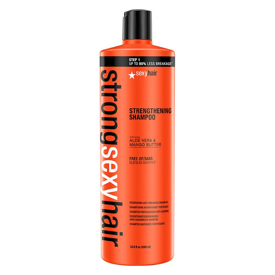 Strong Sexy Hair Strengthening Shampoo 1000 ml