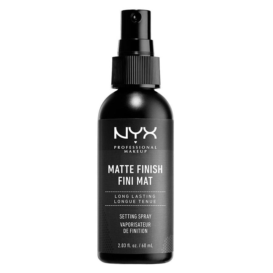 NYX Professional Makeup Make Up Setting Spray – Matte Finish/Long Lasting 60ml
