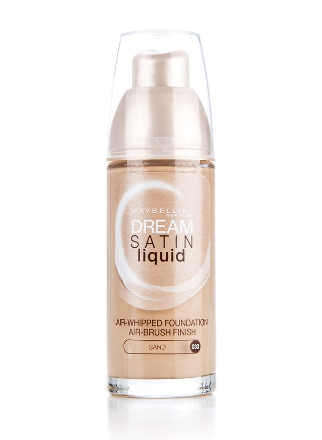 Maybelline Dream Satin Liquid 30 ml - 030 Sand