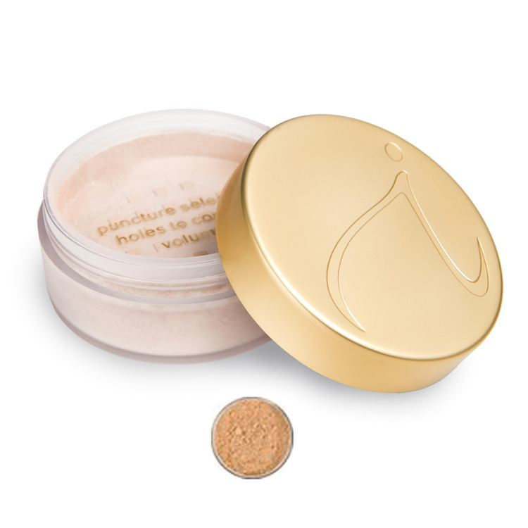 Jane Iredale Amazing Base Loose Mineral Powder SPF 20 – Natural  10,5g