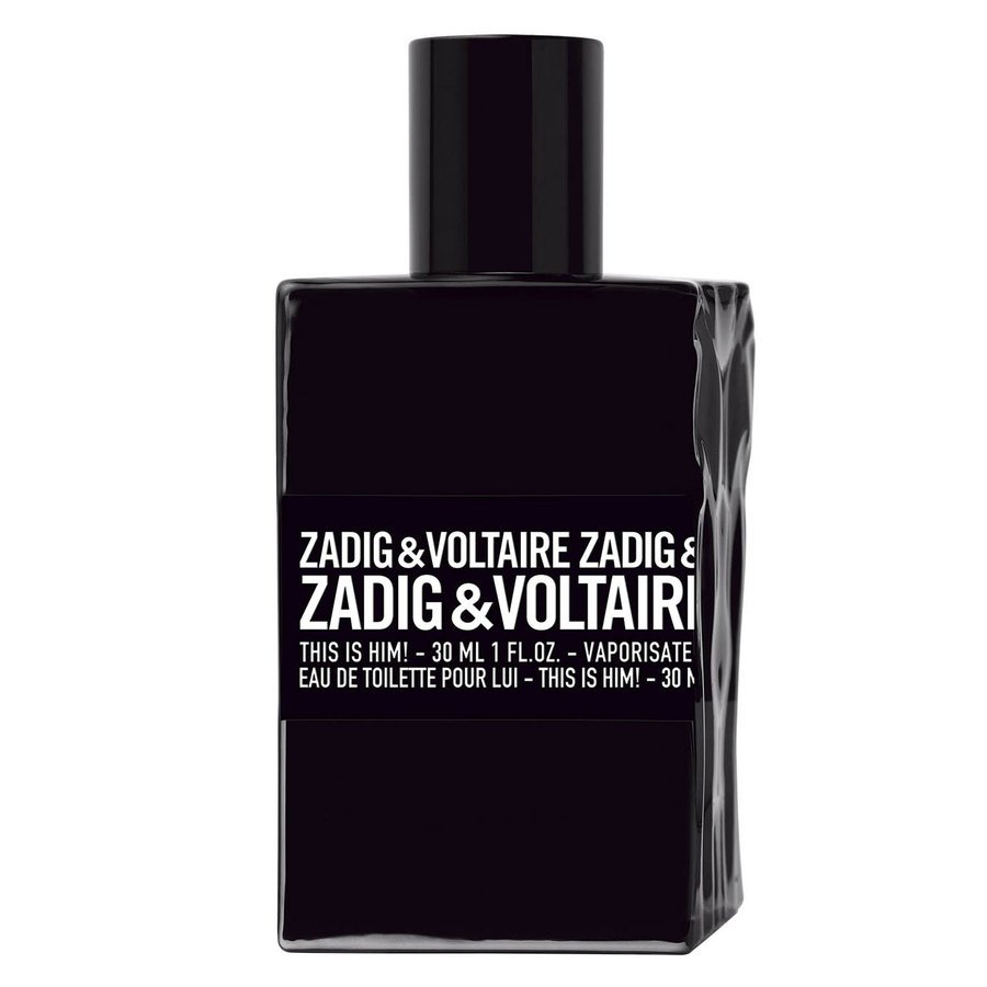 Zadig & Voltaire This Is Him Eau De Toilette 30 ml