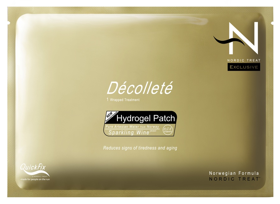 Nordic Treat Décolleté Hydrogel Patch