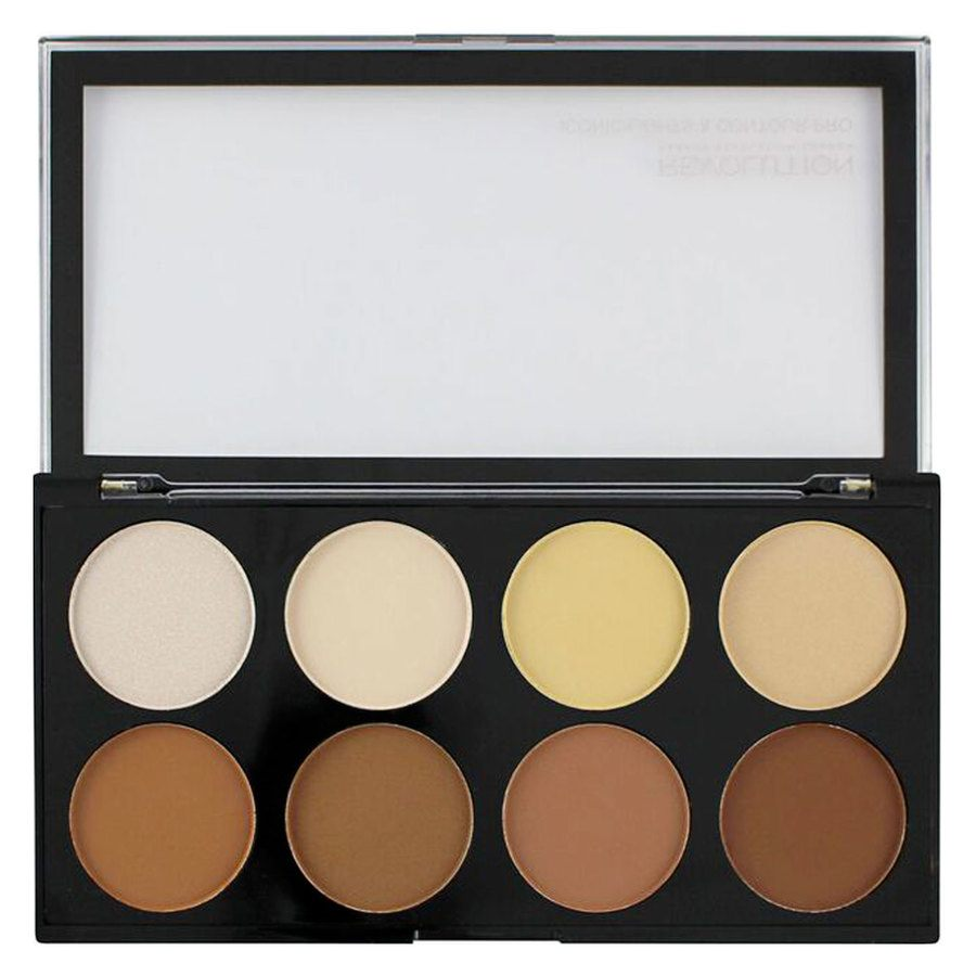 Makeup Revolution Iconic Lights & Contour Pro 13g