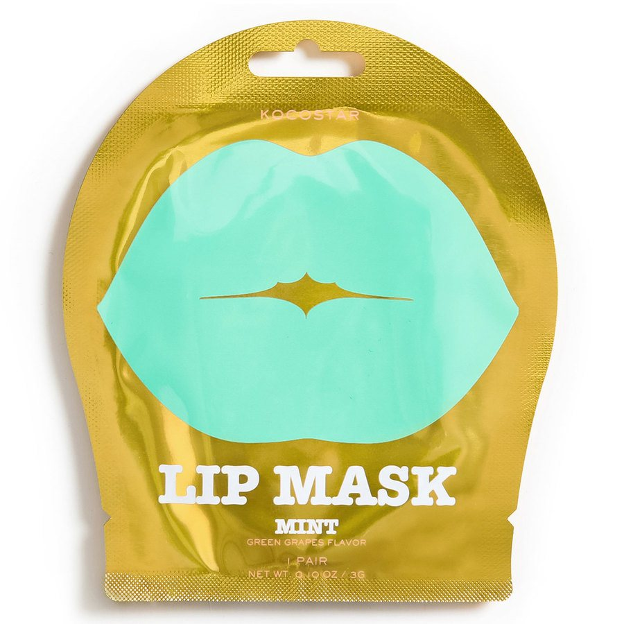 Kocostar Lip Mask 1 kpl - Mint Grape