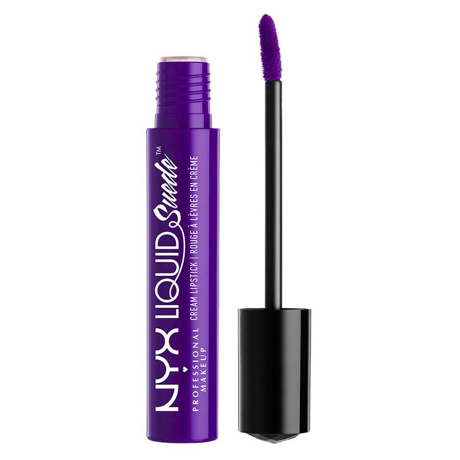 NYX Professional Makeup Liquid Suede Cream Lipstick – Amethyst 4ml