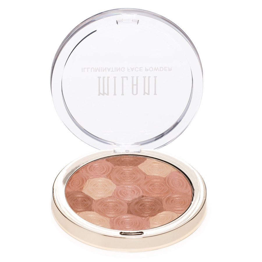 Milani Illuminating Face Powder 10g - Hermose Rose